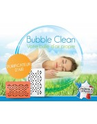 Purificateur d'air Bubble Clean et Bubble Car